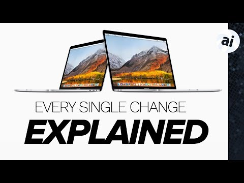 NEW 2018 MacBook Pro - Everything That's Changed!