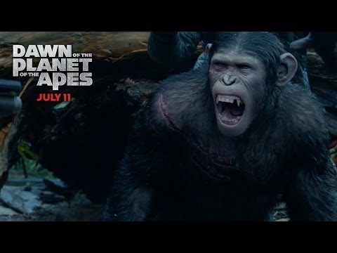 Dawn of the Planet of the Apes (TV Spot 'Retaliate')