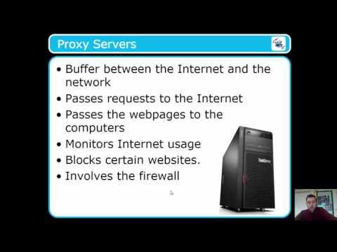 CIE iGCSE ICT Networks