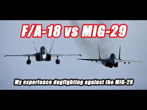 My experience dogfighting against...