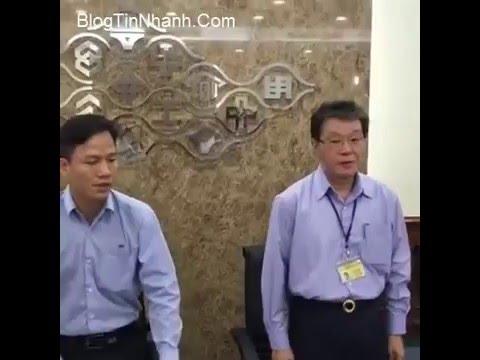 Formosa Hà Tĩnh Xin lỗi chính phủ và nhân dân Việt Nam