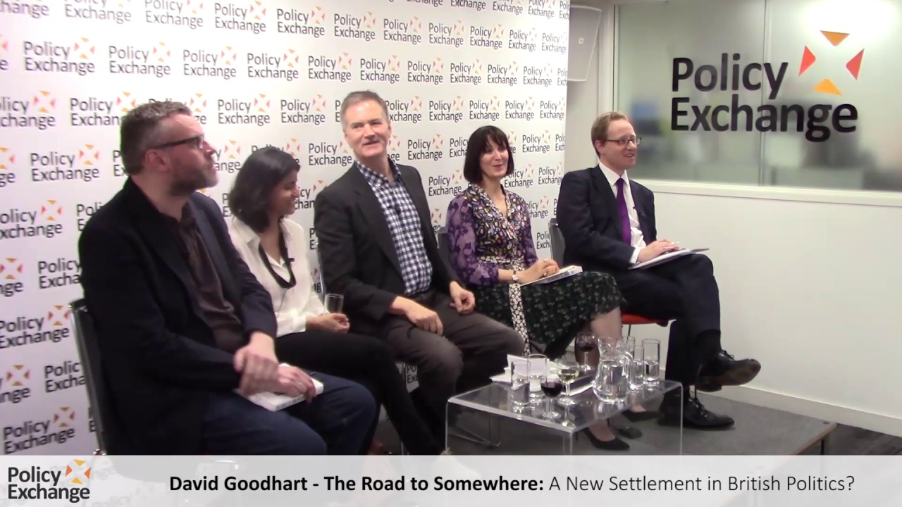 The Road to Somewhere: A New Settlement in British Politics?