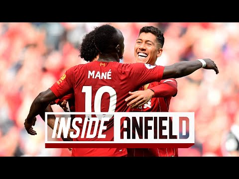 Video: Inside Anfield: Liverpool 3-1 Newcastle Utd | Exclusive behind-the-scenes TUNNEL CAM from Reds win