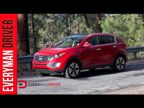 2013 Kia Sportage SX AWD DETAILED Review on Everym