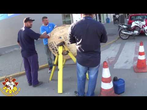 A internet de Fibra com velocidade de 100 mega vai ganhando as ruas de Juquitiba