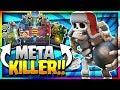 META DECK!! [100% WIN RATE] Ladder Destroyer