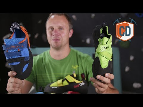 Our Newest And Most Aggressive Climbing Shoes | Climbing Daily Ep.973