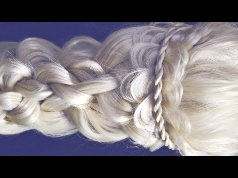 Braid hairstyles - Braid Greek style  Hairstyles by REM  Copyright