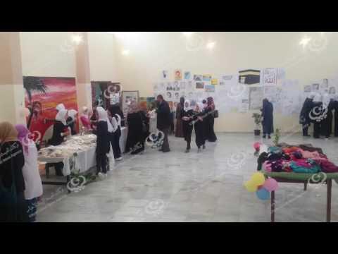 طبرق..سوق خيري ريعه للمحتاجين