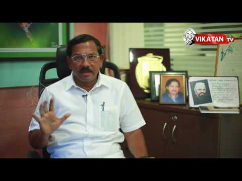 Ma Foi Pandian counters allegations on AIADMK majoritarianism|Vikatan Exclusive