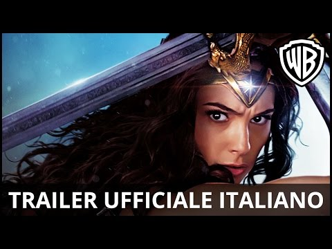 Preview Trailer Wonder Woman – Nuovo trailer ufficiale italiano