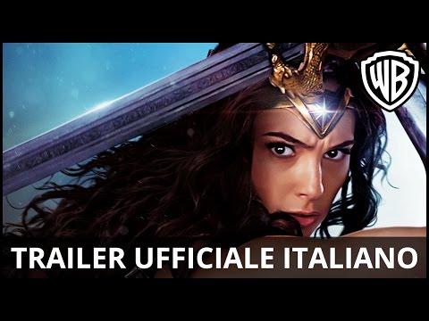 wonder woman - nuovo trailer ufficiale italiano (hd)