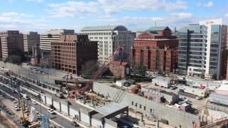 Capitol Crossing Progresses