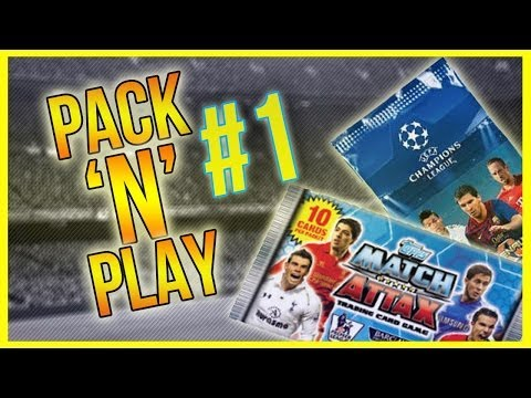 FIFA 14 - NEW SERIES, PACK 'N' PLAY!! - IRL Packs! #1  - Who will be in our first Squad?!