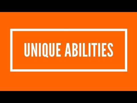 Unique Abilities