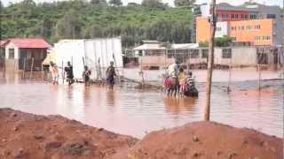 Flood In Ethiopia, Grace Land
