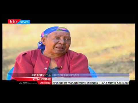 KTN Prime: Kisoi Munyao man who hoisted Kenyan flag on Mt. Kenya, 20/10/2016