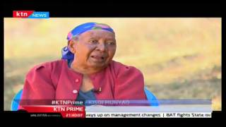 KTN Prime: Widow Of The Late Kisoi Munyao Who Hoisted Kenyan Flag On Mt. Kenya Tells The Story ,