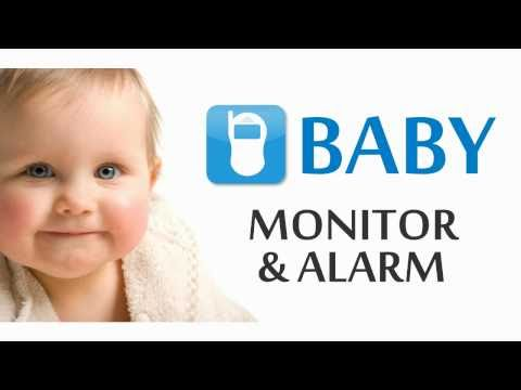 Video of Baby Monitor & Alarm