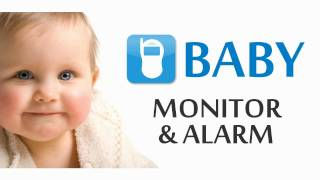 Baby Monitor & Alarm trial YouTube video