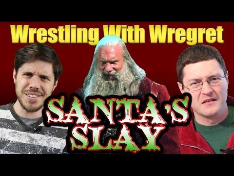 Santa's Slay (w/ Adam Blampied) | Wrestling With Wregret