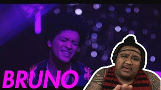 Bruno Mars - Versace On The Floor MV [MUSIC REACTION]