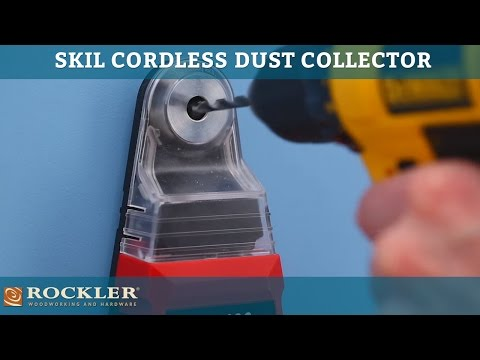 Skil Cordless Dust Collector for Drilling