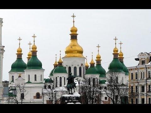 Video - Την ευχή του Οικουμενικού Πατριάρχη ζήτησε ο νέος επικεφαλής της Ουκρανικής Εκκλησίας