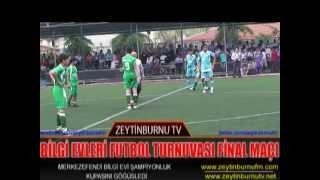 Zeytinburnu Bilgievleri Futbol Turnuvası Final Maçı