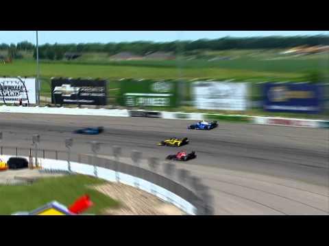 2013 INDYCAR Fast Forward: Iowa