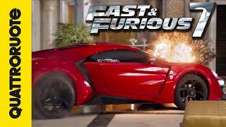 Nonton Fast and Furious 7 - Trailer ufficiale ITA Film Subtitle Indonesia Streaming Movie Download