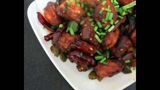 Schezwan Chili Chicken Recipe Demo In Tamil