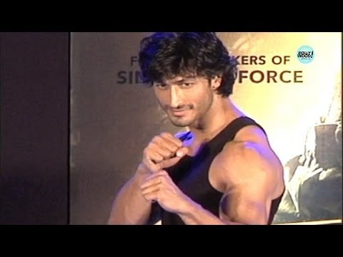 FIRST LOOK: Vidyut Jamwal Performs His Stunts From