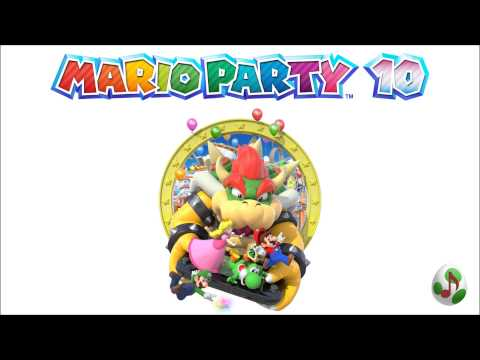 Haunted Trail Theme 1 - Mario Party 10 OST