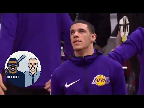 Cavs take a jab at Lonzo with Nas songs during pregame | Jalen & Jacoby | ESPN
