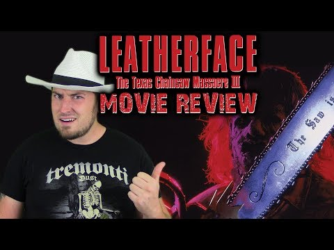 Leatherface: The Texas Chainsaw Massacre III (1990) - Movie Review