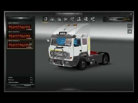 [MOD] Iveco Turbostar V2 (ETS2):  This is the new version of my mod.It's still WIP, download coming soon!Visit us at: http://euro-truck-simulator.blogfree.net/SUBSCRIBE!