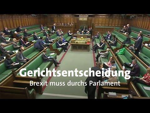 Brexit: Kippt das britische Parlament den EU-Austritt?