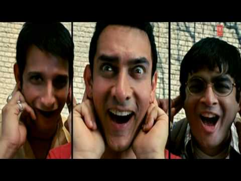 All izz well full video song from movie 3 idiots