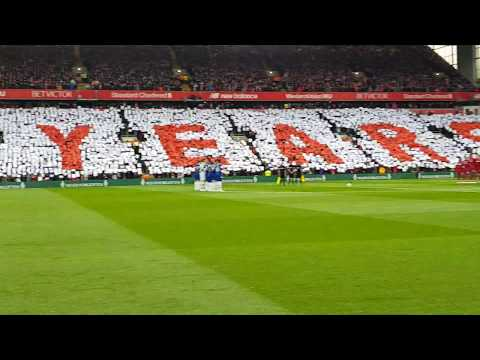 Remember Of The 96 For 30 Years YNWA 14/04/19
