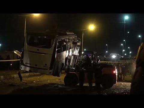 Αίγυπτος: Νεκροί σαράντα «τρομοκράτες» σε επιδρομές των δυνάμεων ασφαλείας …