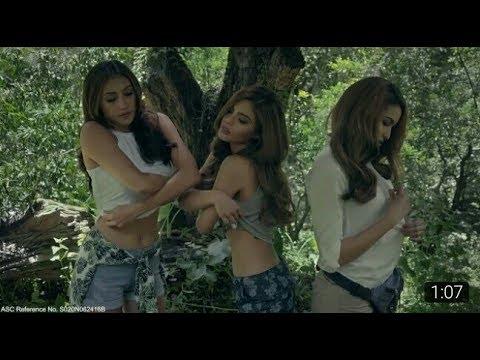 3 Sexy Girls in A jungle