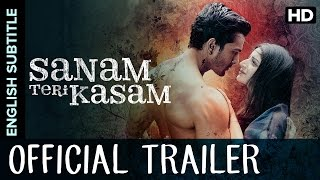 Nonton Sanam Teri Kasam Official Trailer With English Subtitle   Harshvardhan Rane  Mawra Hocane Film Subtitle Indonesia Streaming Movie Download