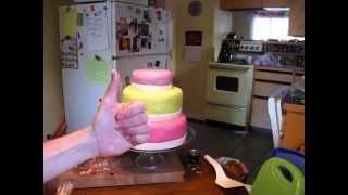 Cake Timelapse