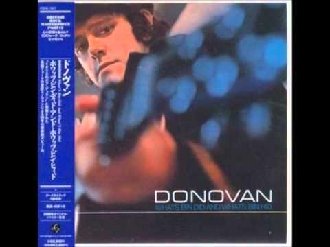 Donovan - Catch The Wind lyrics