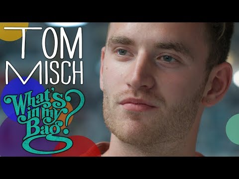 Tom Misch - What's in My Bag?