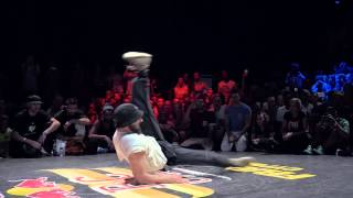 Red Bull BC One France Cypher 2015 - Final - Khalil vs Nasso