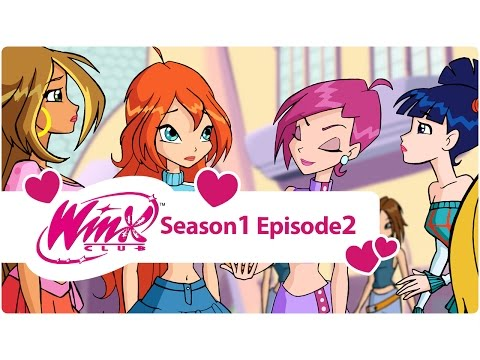 Winx Club - Season 1 Episode 2 - Welcome to Magix - [FULL EPISODE]
