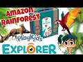 Playkids Explorer Kit Review: Mysterious Rainforest and more!!