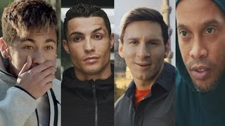 Video Cristiano Ronaldo●Lionel Messi●Neymar Jr●Ronaldinho●Pogba ● Best Commercial Compilation MP3, 3GP, MP4, WEBM, AVI, FLV April 2019